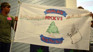 hemlock flag