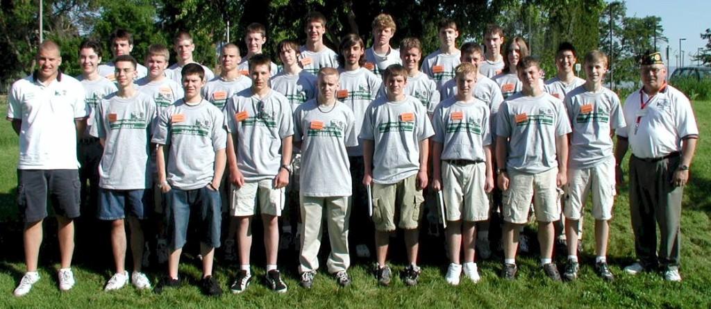 EBS 2004 - Cedar